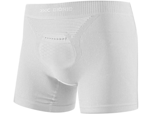 X-Bionic Energizer Summerlight Boxer Shorts Herren white/white